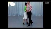 双人广场舞视频大全 交谊舞恰恰舞基本步教学