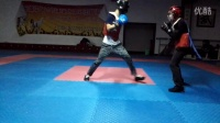 实战第3回合(第一天训练)-柳州0基础自学搏击训练日记---拳击,格斗,自由搏击,泰拳,散打,mma,柔术