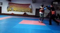 实战第1回合(第一天训练)-柳州0基础自学搏击训练日记---拳击,格斗,自由搏击,泰拳,散打,mma,柔术