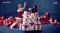 AOA 的大红色圣诞小广告