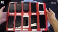 全代苹果手机防水测试 胜者居然不是6s