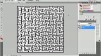 PS破解迷宫游戏教程 PS教程photoshop技巧教程