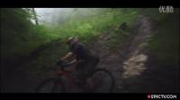 视频: 单车雨中山林越野
