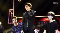 [FANCAM]150718 广州showcase 在忙内帮助下跳女团舞的泽运尼 VIXX LEO 郑泽运 CR:TAEKWOONA.COM