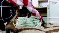 嘉喜庆旗舰店懒人大学生宿舍上下铺寝室笔记本电脑桌---安装视频