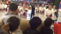 盘锦粒粒香集体员工舞蹈