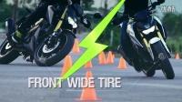 2016 雅马哈MSlaz 150摩托车 (泰国)  宣传视频
