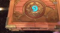 高手在民间!玩家纯手工制作炉石传说盒子