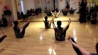 经开区尚泽大都会A座1610室徽茵瑜伽晓米老师原创古典舞韵瑜伽《荷塘月色》