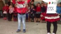 战豆幼儿舞蹈视频包头昆北小学张一祥李佳豪