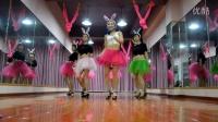 江苏红舞团 仪征瑜伽舞蹈会所 爵士舞课堂 兔子舞