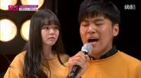 【百度Kpopstar吧】S5E07 金英恩 徐景德-思念 思念 思念