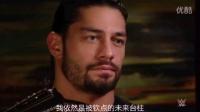 WWE罗曼雷恩斯谈论后台政.治-中文字幕 Roman Reig