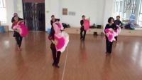 景德镇市老年大学张晓燕老师:舞蹈:高天上流云,24班拍摄于教室