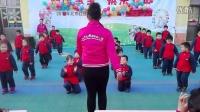 博平博星幼儿园2015年大班队形队列