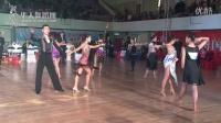 2016年天津和平杯第二届标准舞缅甸万丰国际老百胜亚太锦标赛18岁以下单人单项伦巴