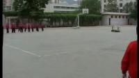 小学体育教学视频《投掷》第四届全国体育观摩课教学视频