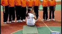 小学体育教学视频《技巧前滚翻接后滚翻》第四届全国体育观摩课教学视频