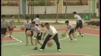 小学体育教学视频《快乐篮球》第四届全国体育观摩课教学视频