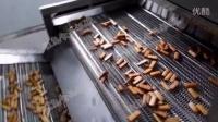 视频: QQ豆干烘干冷却生产线-诸城佳惠食品机械