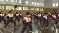 浙教版五年级体育《武术操二》教学视频,2014年优质课