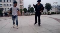 【浦北曳步舞联盟】浦北职校曳舞团团长与校警的逗比曳步舞时光
