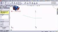 魔方教学视频-SolidWorks 曲面教学-1.10 案例练习1