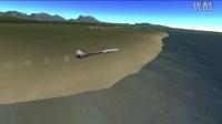 坎巴拉太空计划-苏式战斗机试飞成功