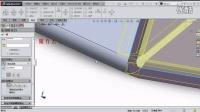 魔方教学视频-SolidWorks 钣金教学-1.4 基础-边线法兰-练习