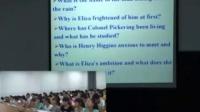 陕西省示范优质课《Pygmalion2-1》人教版高二英语,三原县南郊中学:王美玲