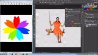 业余视频制作小技巧之四:图片中人物衣服颜色的替换