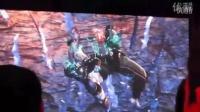 2010年美国E3展最新《真人快打9》试玩终结技