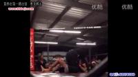 女子格斗 女子综合格斗 MMA 后旋踢爆头秒杀对手【黄骅市第一搏击馆 奥龙搏击】