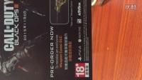 小博娱乐开箱PS4版《使命召唤12黑色行动3》