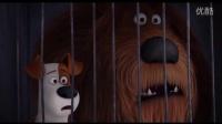 爱宠大机密 《宠物大机密》角色版预告片