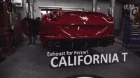 视频: 法拉利California改德国Capristo排气--深圳零创中国总代