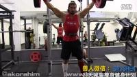 最快锻炼肌肉多久健身牛男励志视频 肌肉男健美训练