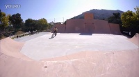 视频: BMX Some Fun Clips in Spain - Alex Valentino(1)
