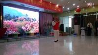 映山红葫芦丝表演