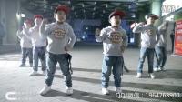 武汉幼儿舞蹈Hiphop半兽人街舞视频【贝卡舞蹈】