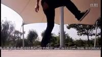 正大光明高清视频:韩国美女 鬼步舞教学演示鬼步舞平移教学