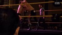WWE NXT Live Event Chicago 1-16-16 Finn Balor vs Sami Zayn N