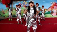 临沧市镇康县军赛乡阳光幼儿园2016年迎春文艺演出--幼儿现代舞舞蹈