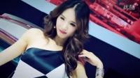 2015广州车展开幕香车美女闪亮登场-车模热舞