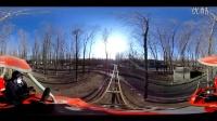 过山车 全景视频初体验 欢乐谷 摩天轮 极限飞车 跳楼机 虚拟现实 VR 互动游戏 蹦极 高空跳伞 滑行 漂流