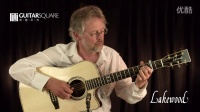 德国Lakewood代言人ULLI 指弹吉他改编中国经典曲目 在那遥远的地方(A Distant Land)