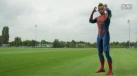 Sky Superhelden -  Spiderman alias Pierre-Emerick Aubameyang