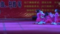 金百丽舞蹈基本功展示2016