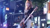 【可乐志】原来贝斯手也可以这么漂亮  韩国美女摇滚乐团BEBOP的贝斯手,很漂亮有木有 文字图片制作