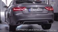 视频: 奥迪RS5改装德国Capristo排气高清视频——深圳零创中国总代